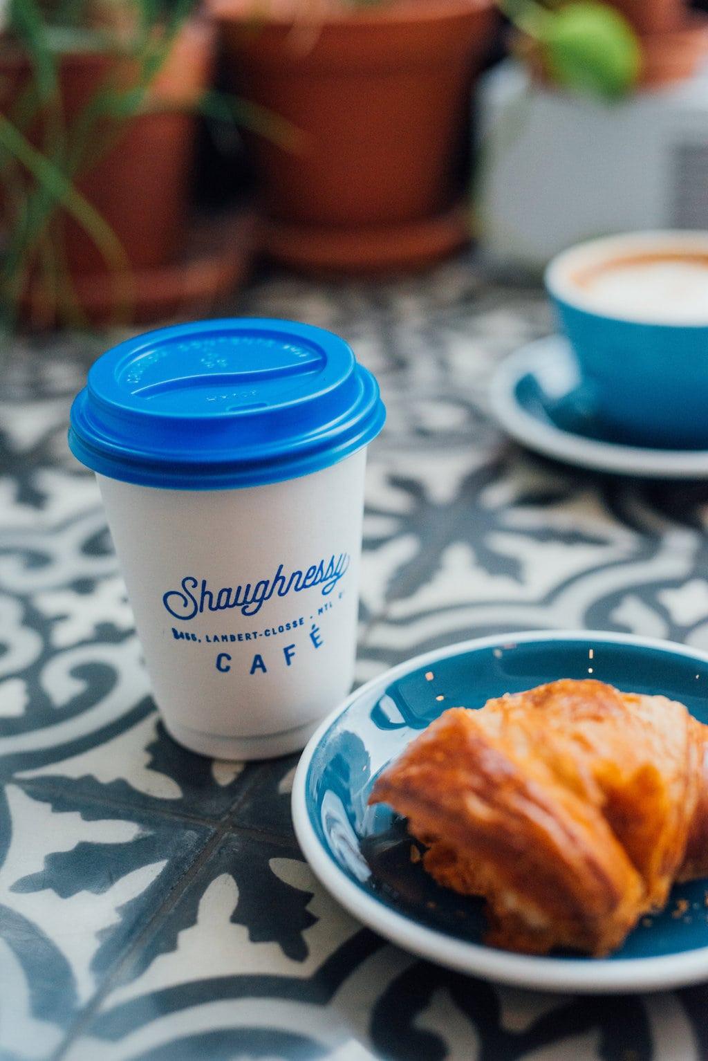 Shaughnessy Café Village Montréal