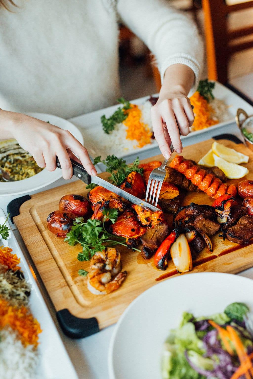 tehran Persian iranian restaurant perse ndg montreal