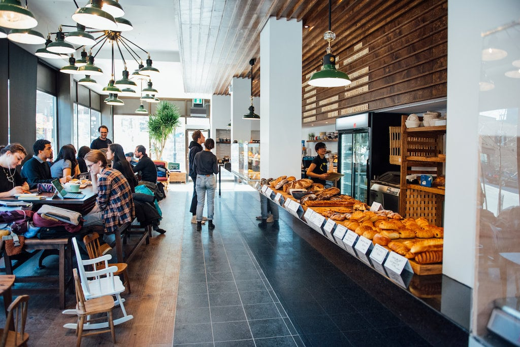 Boulangerie Le Toledo Plateau Mont-Royal