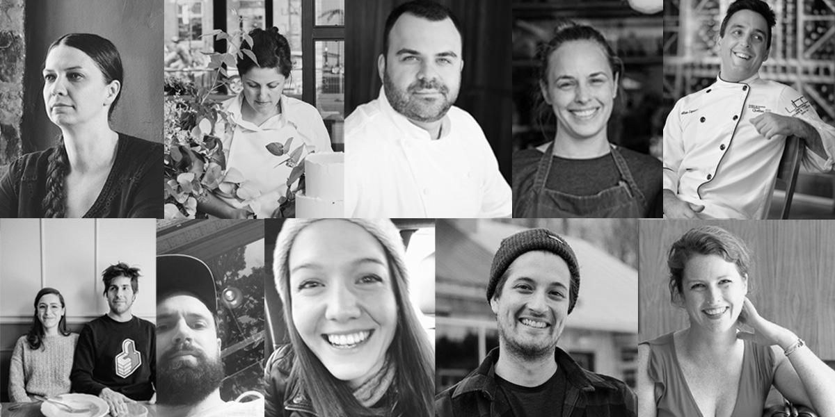 portraits chefs ithq