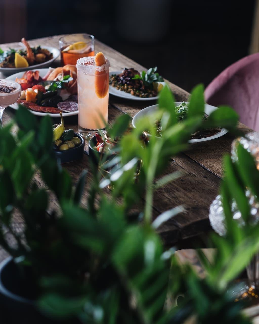 restaurant taza flores tapas montreal10