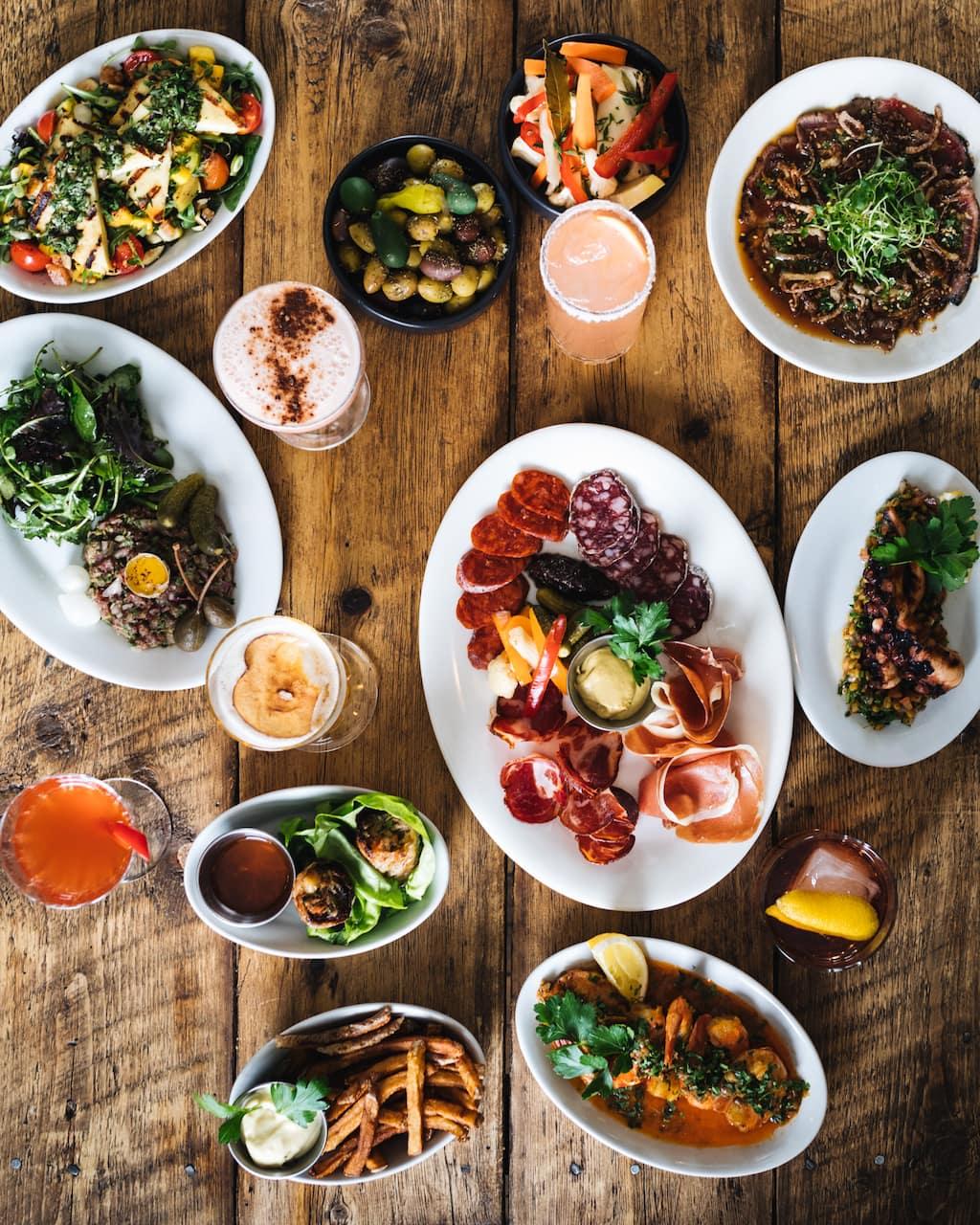 restaurant taza flores tapas montreal5