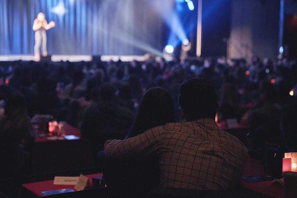 spectacle humour soirée casino ComediHa