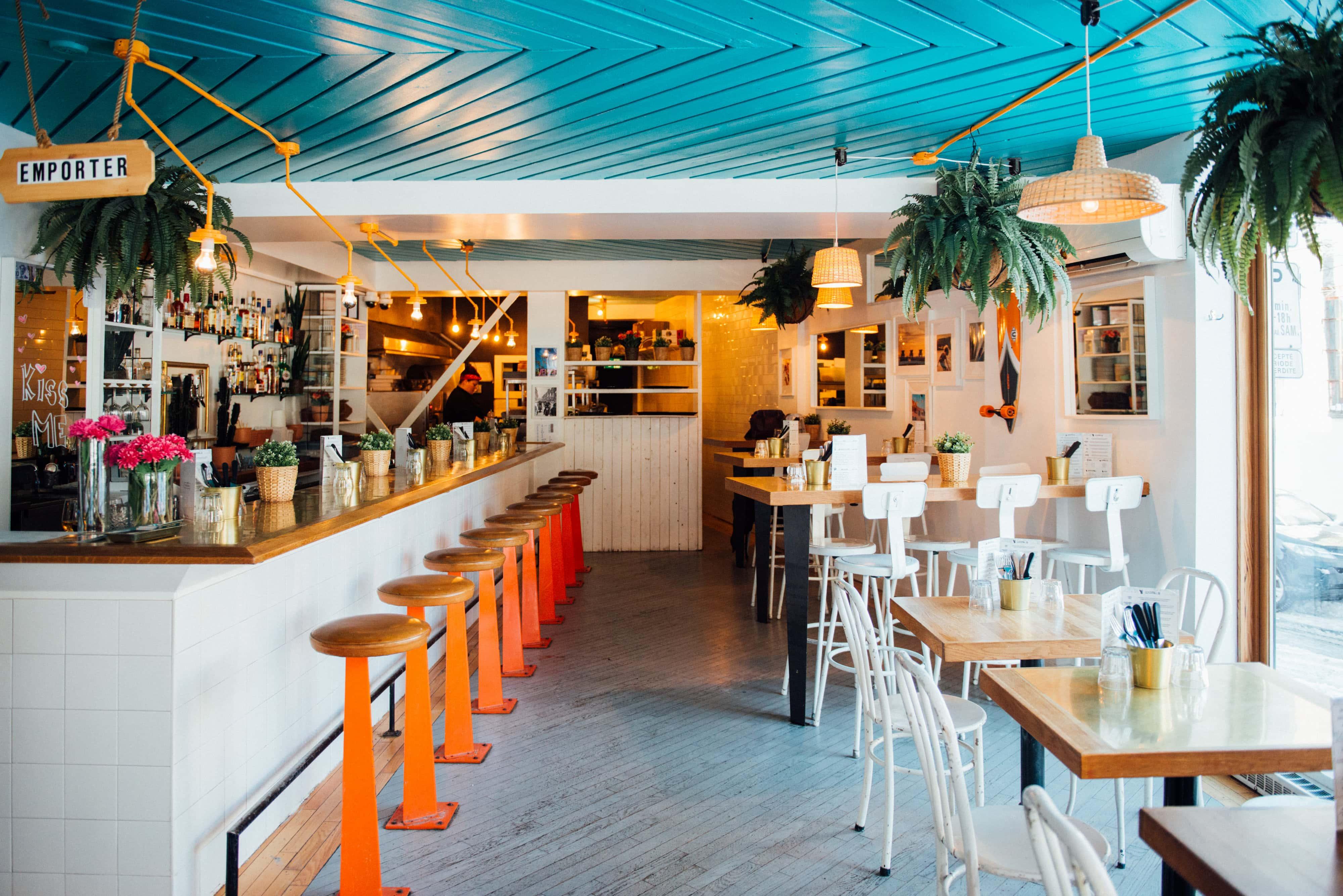 venice mtl saint-henri restaurant montreal