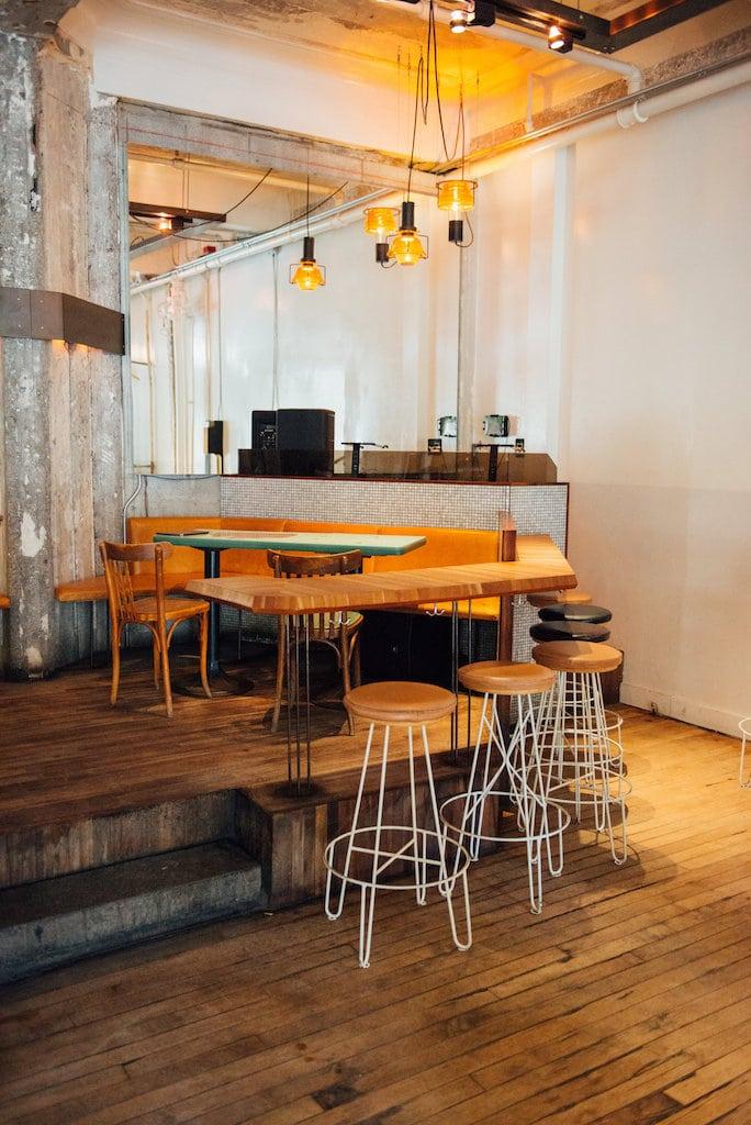 Bar Furco montreal quartier des spectacles
