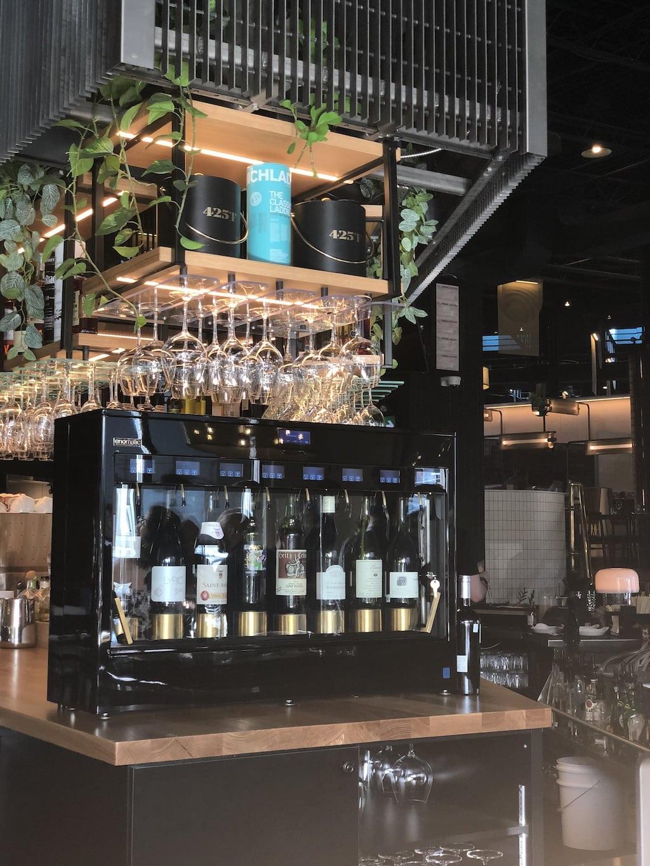 enomatic 425f restaurant Ste thérèse