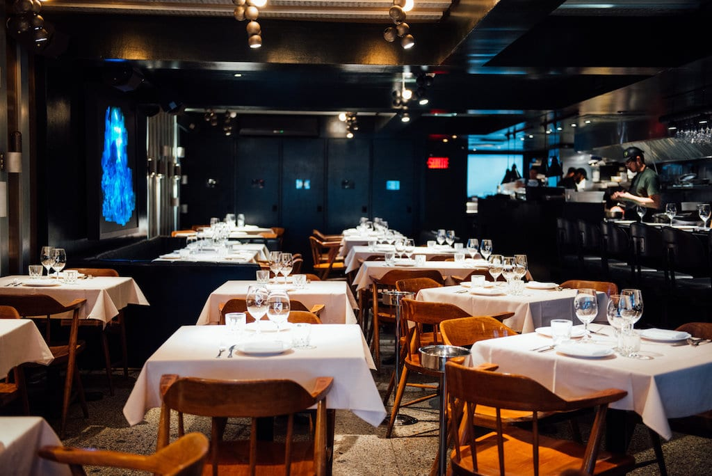 Le filet restaurant montreal