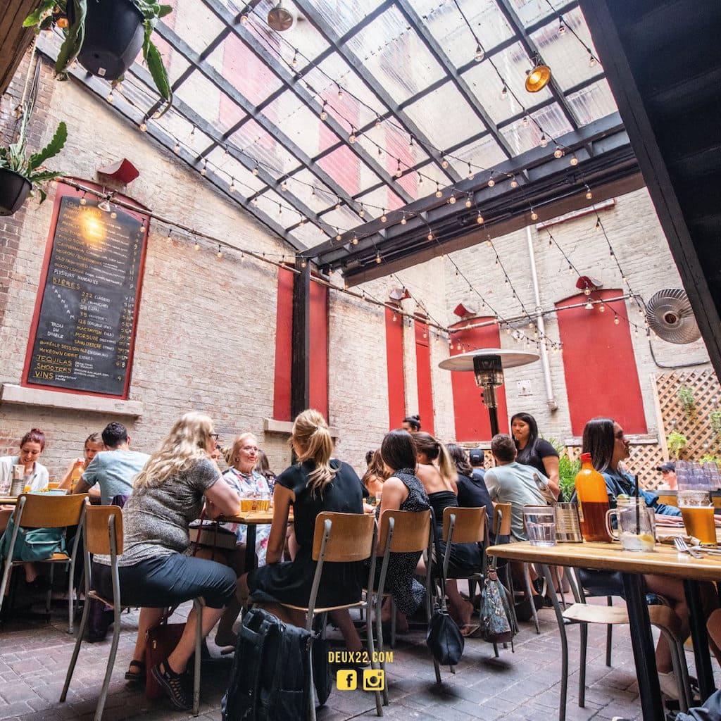 Deux22 restaurant st-roch quebec