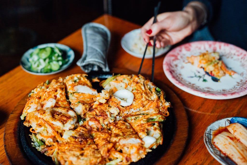 Best Korean Restaurants
