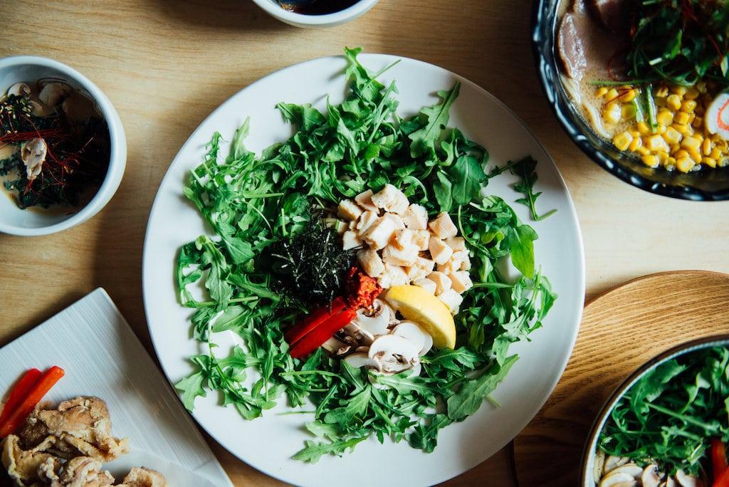 Schlouppe Bistro Nakamichi centre ville restaurant japonais