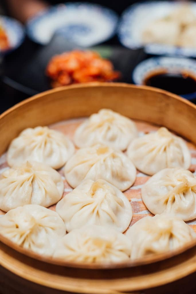 harbin dumplings saint-Denis