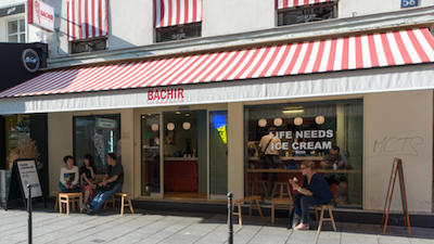 bachir restaurants Paris