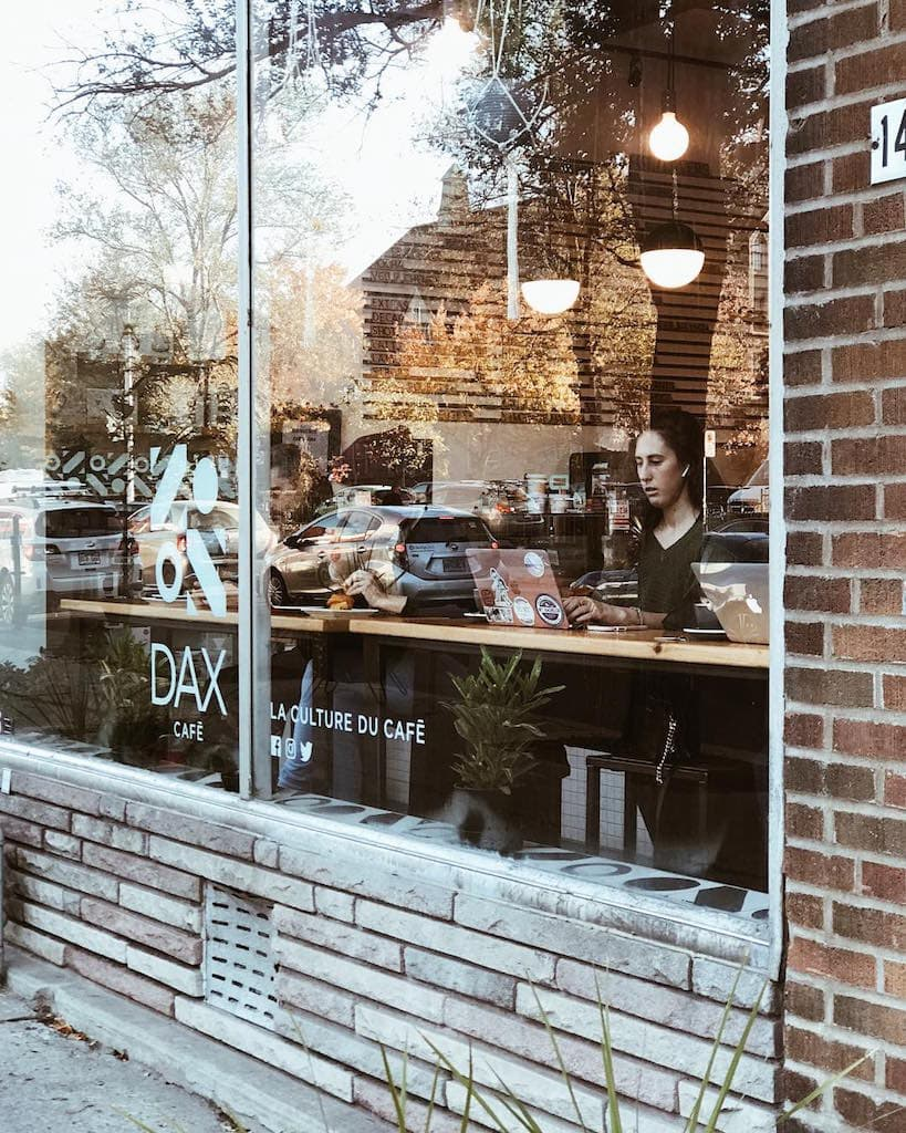 Cafe Dax outremont