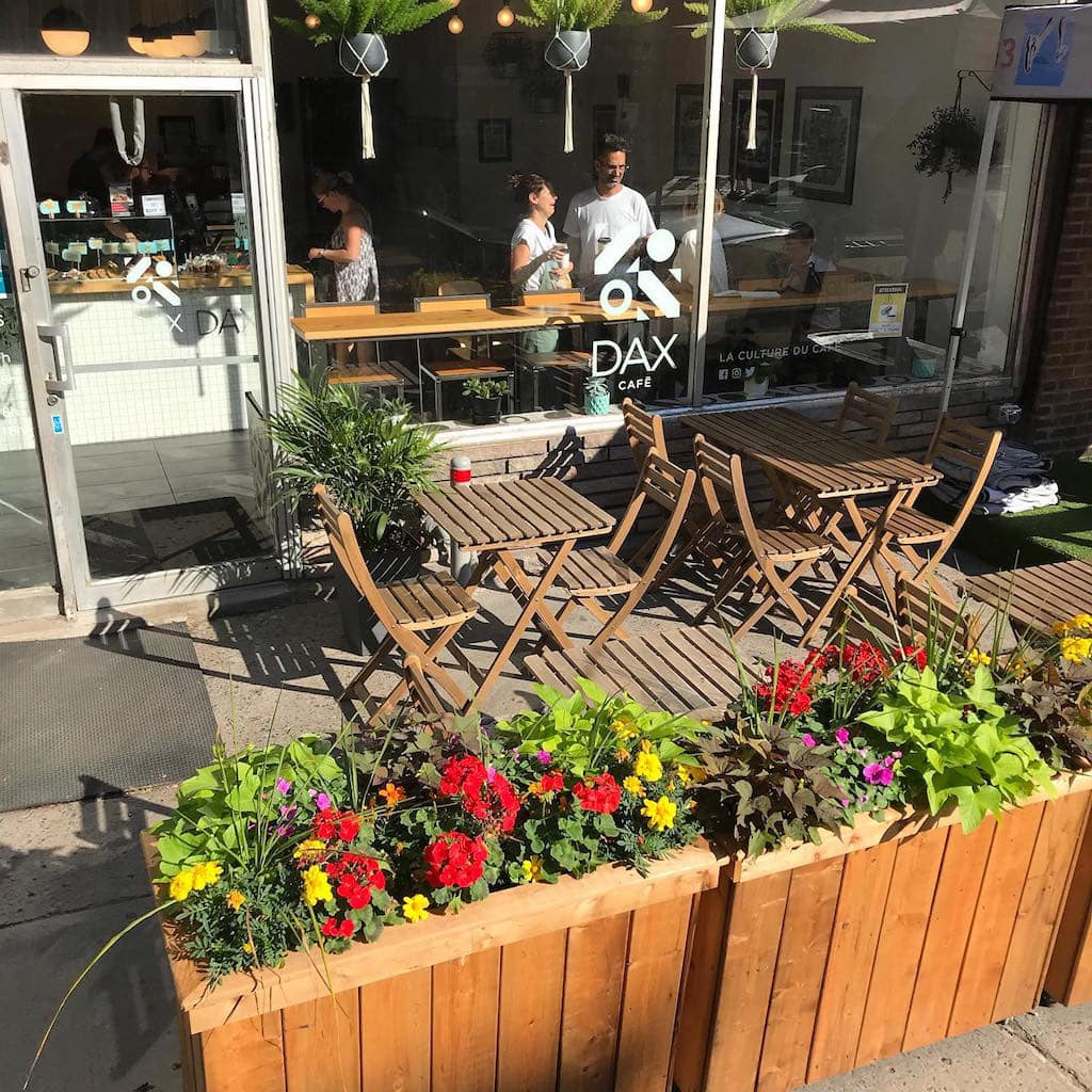 Cafe Dax outremont 6