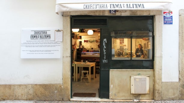 Fama d Alfama Lisbonne