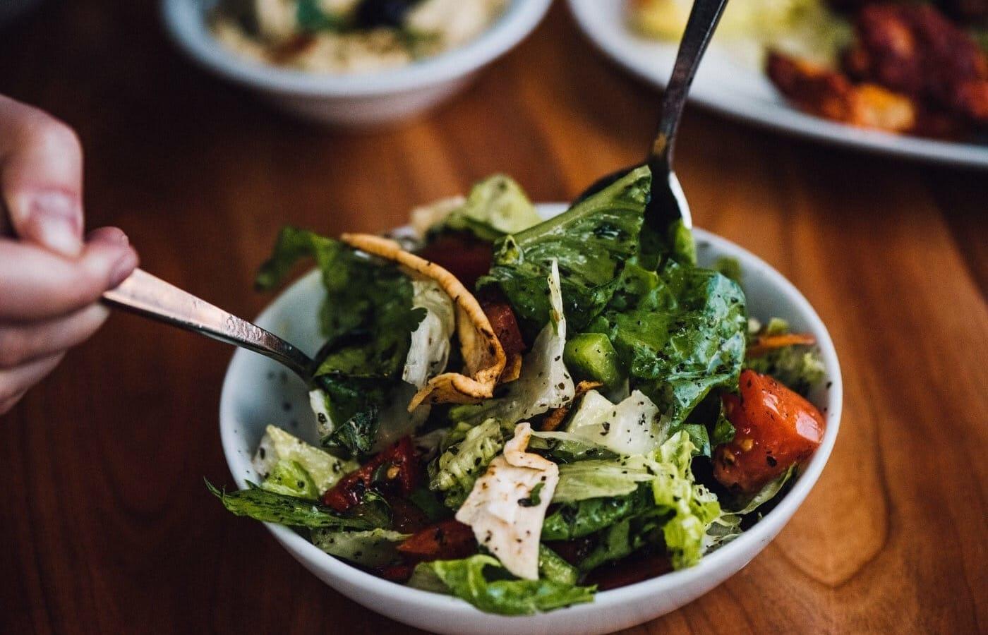 meilleures salades montréal
