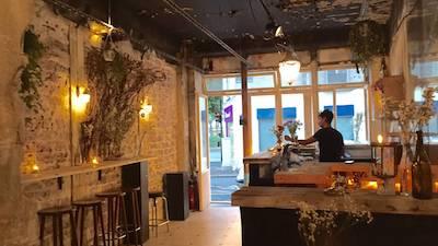 La Chambre Noire bar Paris