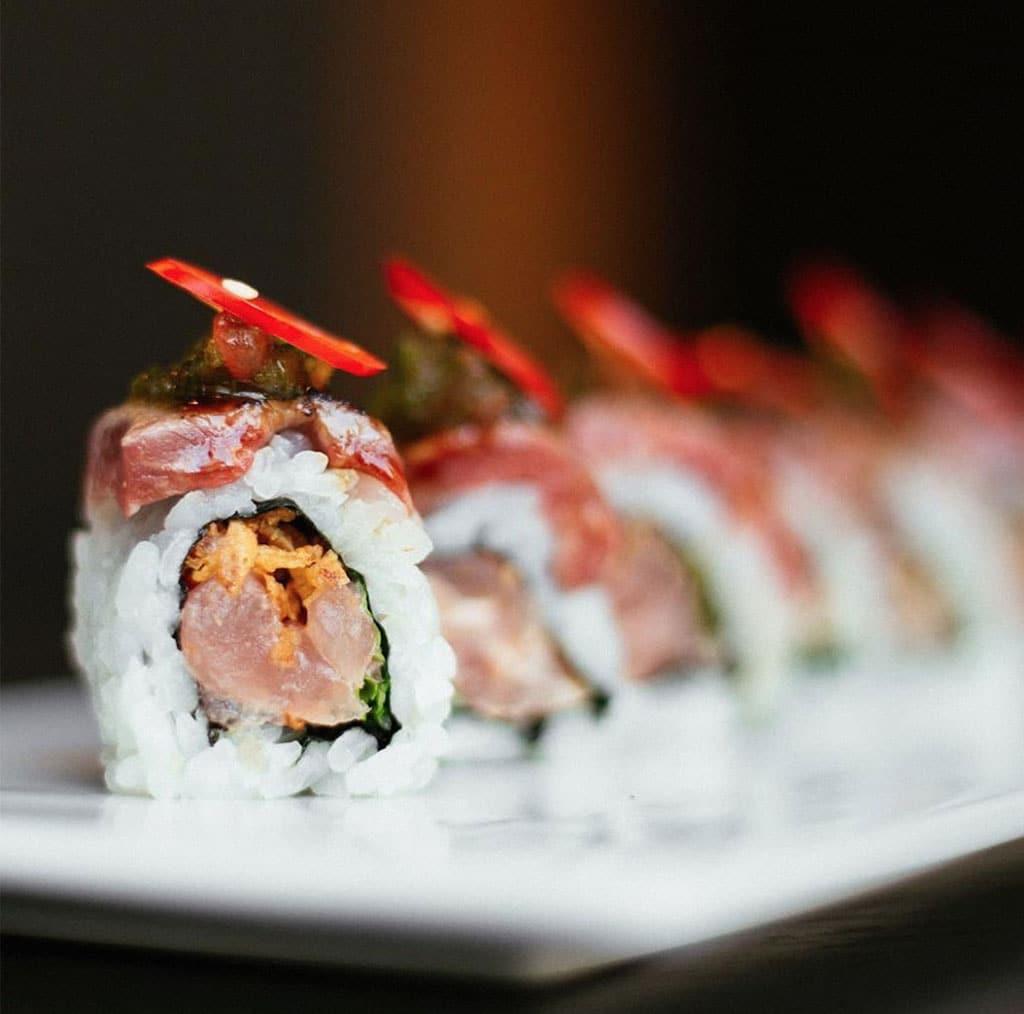 Ryu Peel Bar à sushis