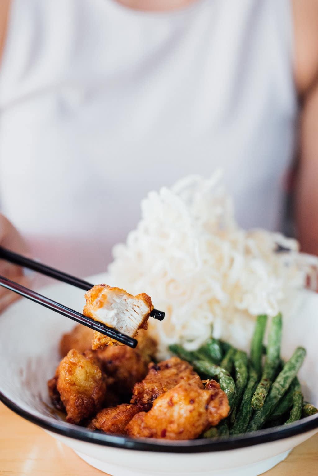 Bistro Liu restaurant Laval