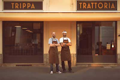 Milano restaurant Milan