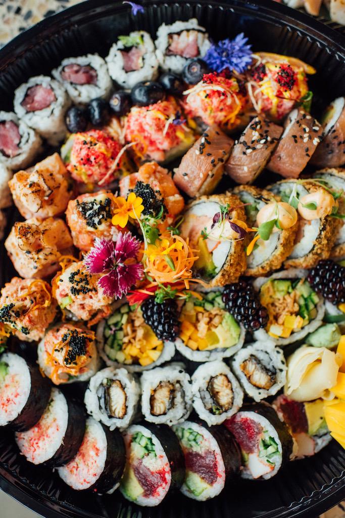 sushi bloom