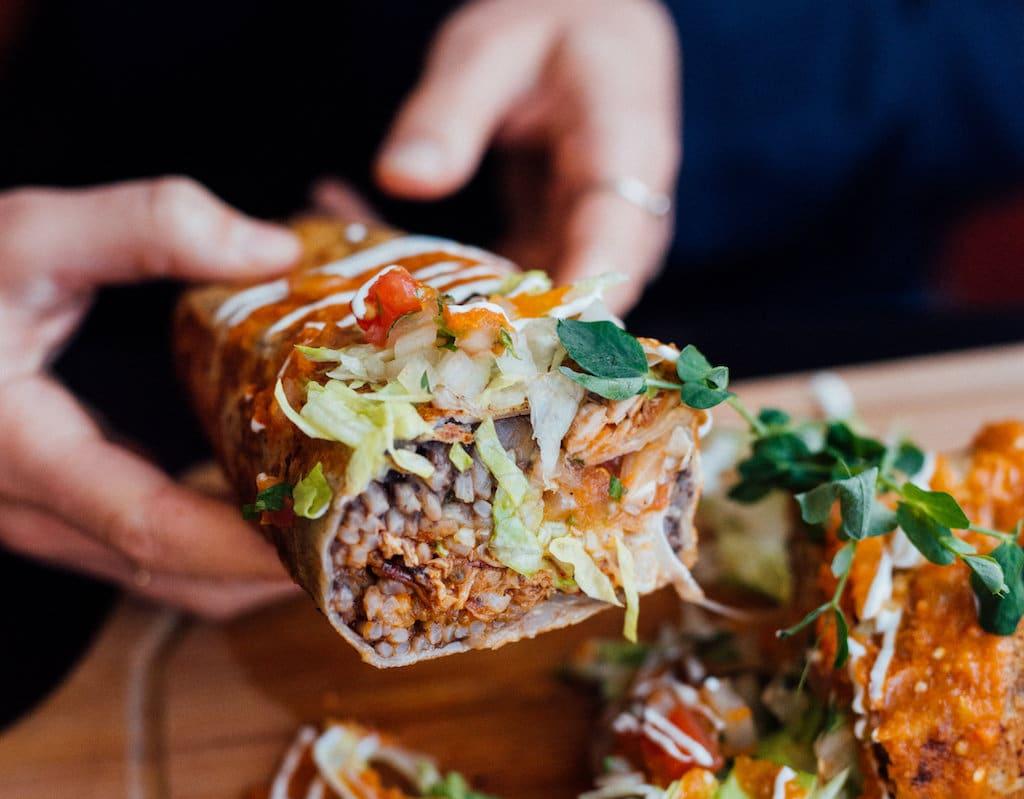 où déguster un burrito à Montreal calaveras