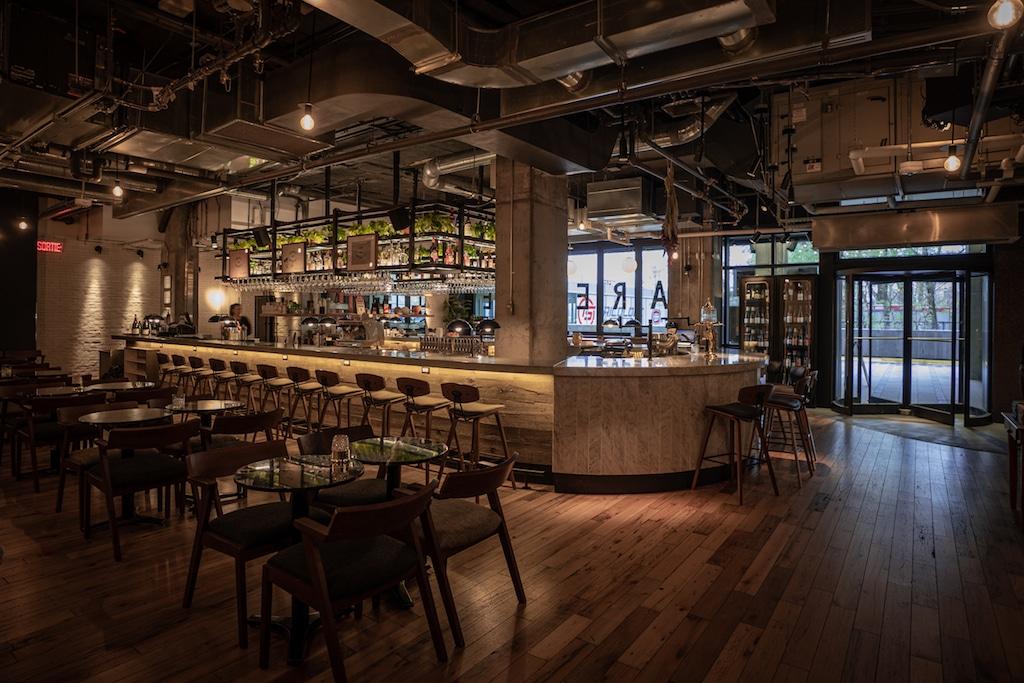 Bazarette bar a vin centre bell 4