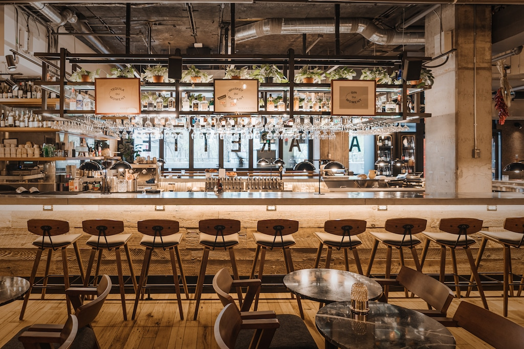 Bazarette bar a vin centre bell 5