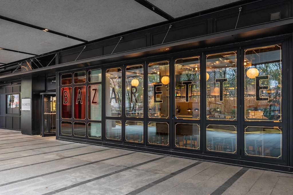 Bazarette bar a vin centre bell 8