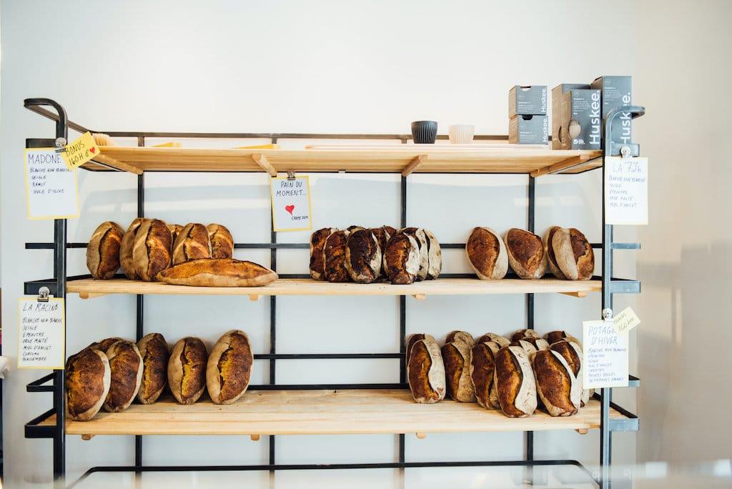 Cafe Boulangerie merci la vie