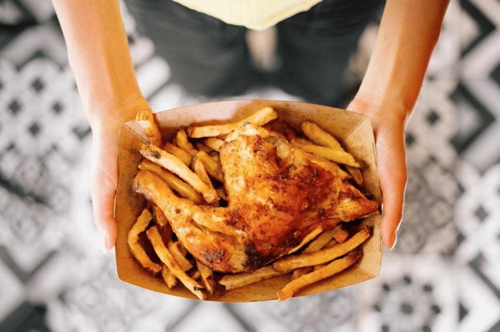 meilleures ailes de poulet