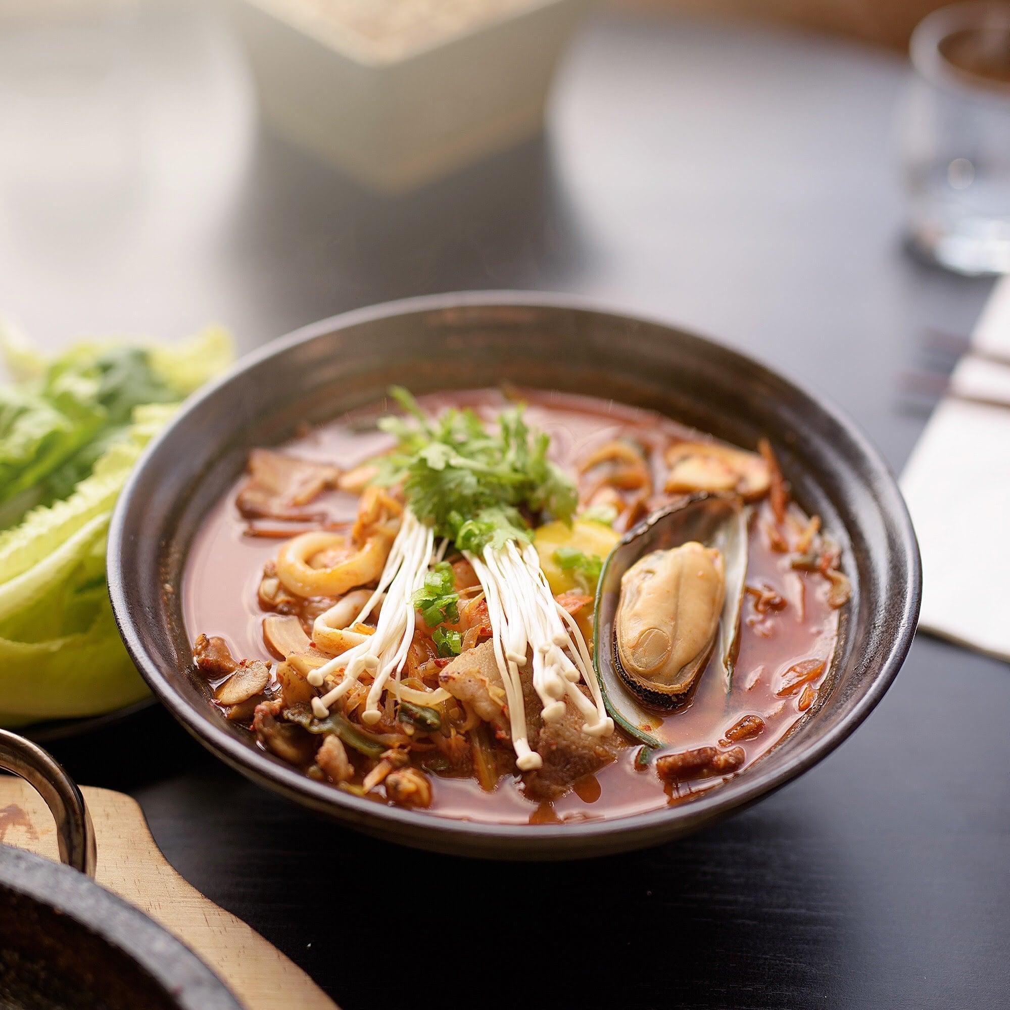ssam restaurant coréen petite patrie