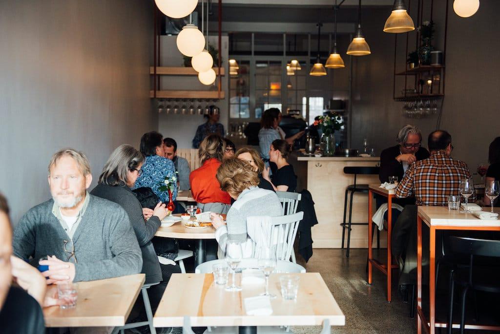 Paloma restaurant villeray