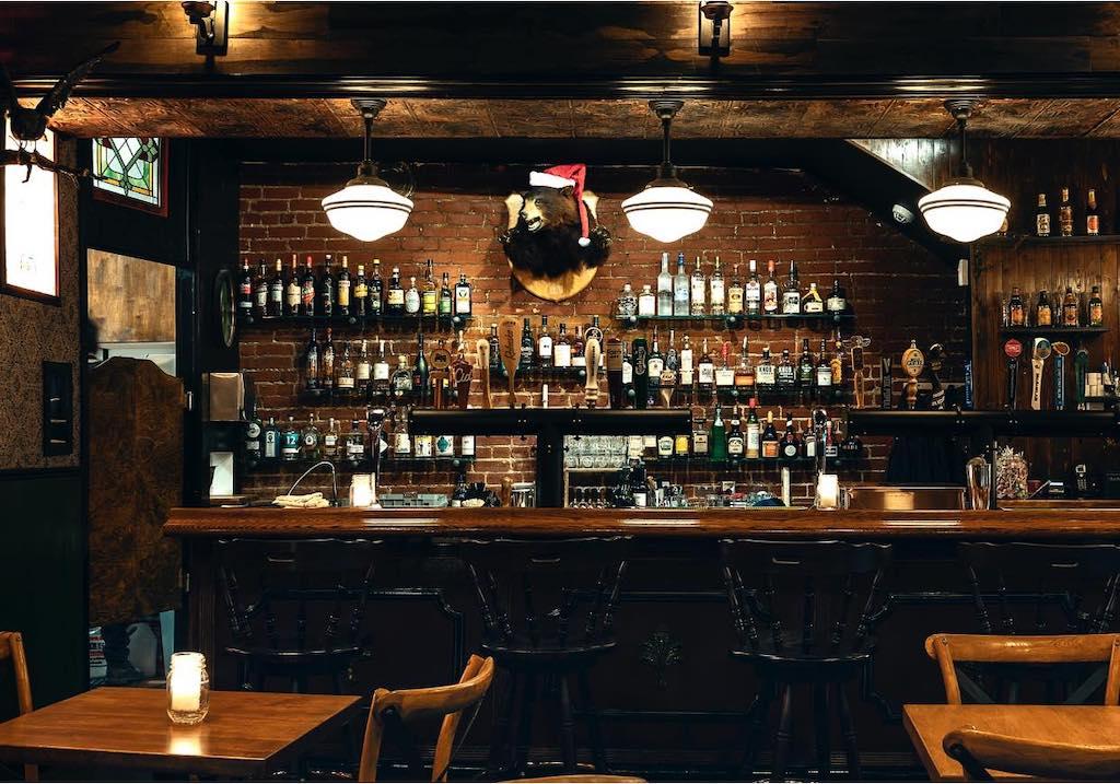 Taverne Magpie st denis 6