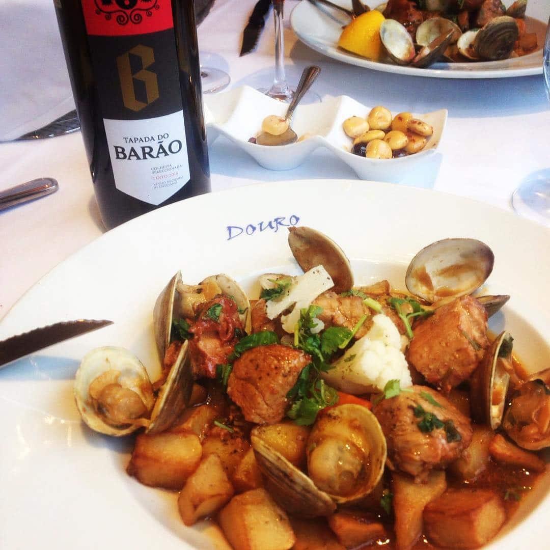 restaurant douro meilleurs portugais montreal