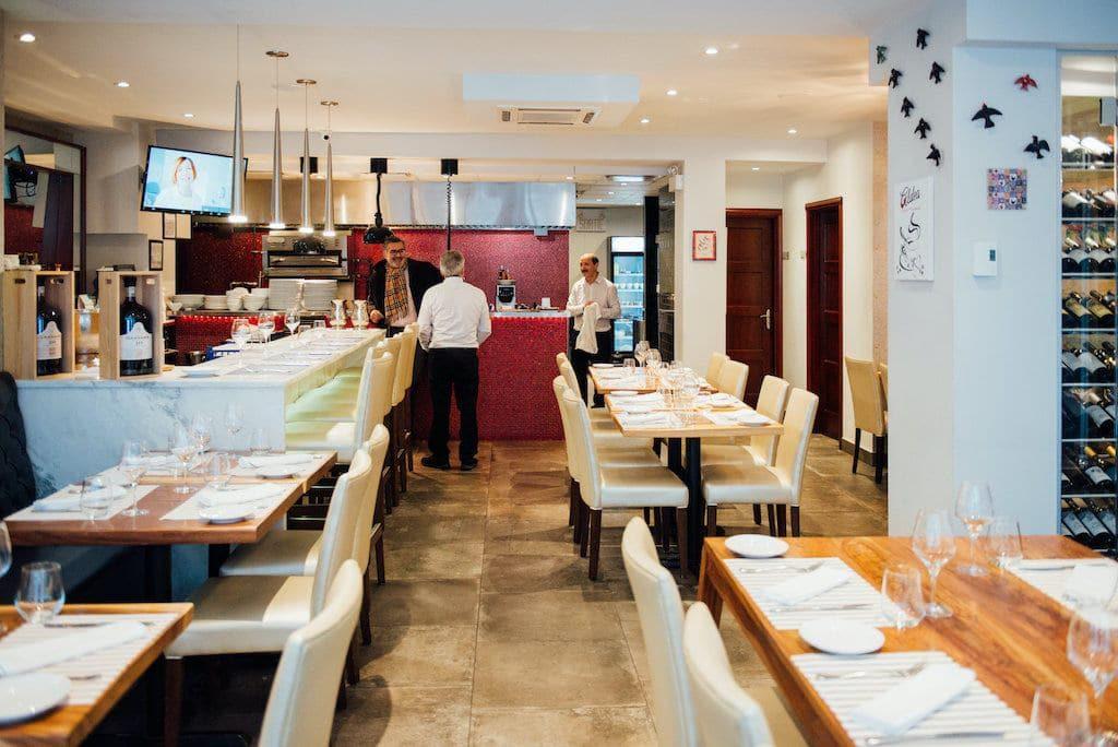 aldea restaurant boulevard saint laurent