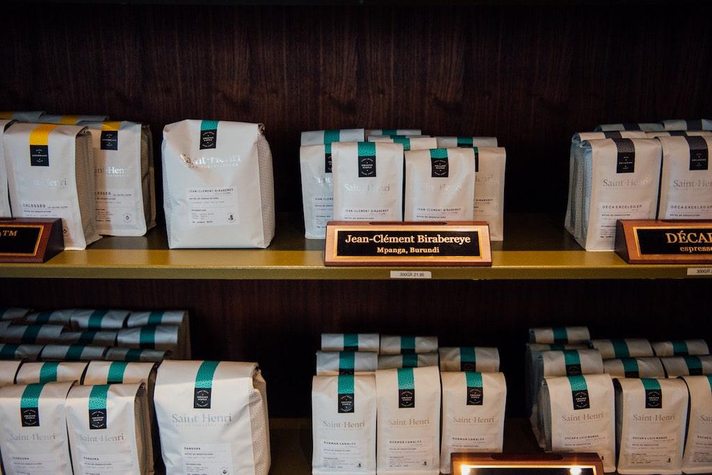 café montreal livraison torréfacteur