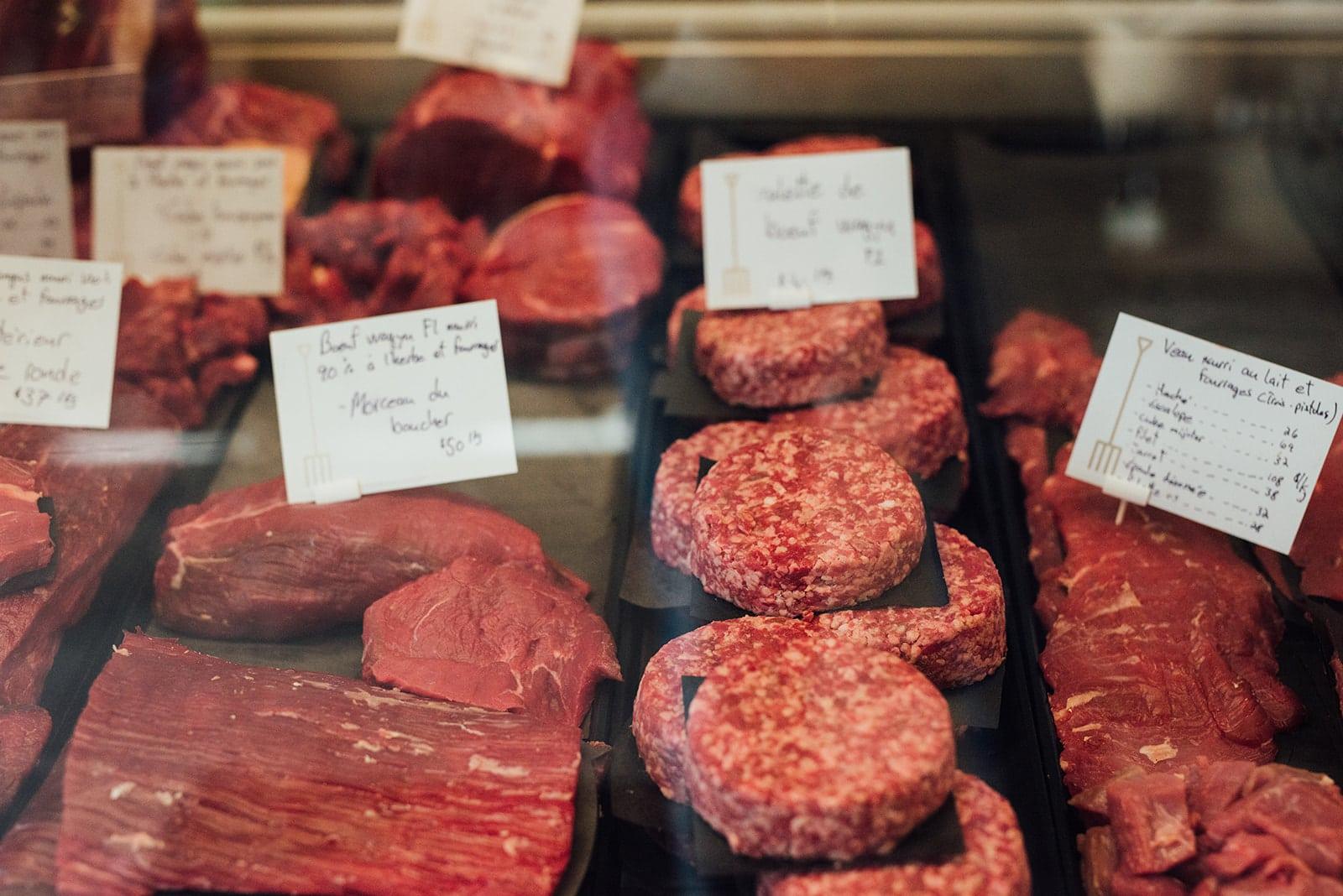 Pascal le Boucher est l'une des meilleures boucheries en ville.
