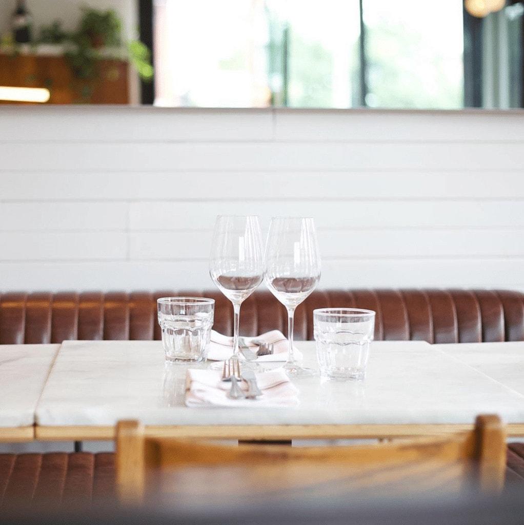 Restaurants acceptant réservation