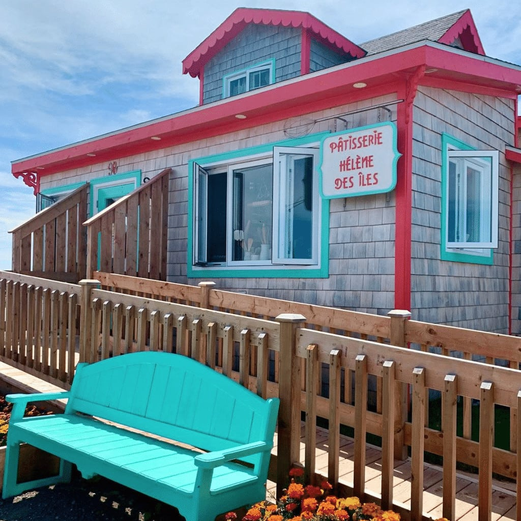 Restaurants îles de la Madeleine