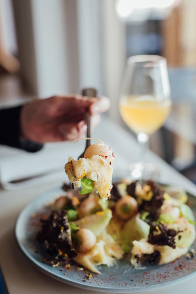 la louve food wine