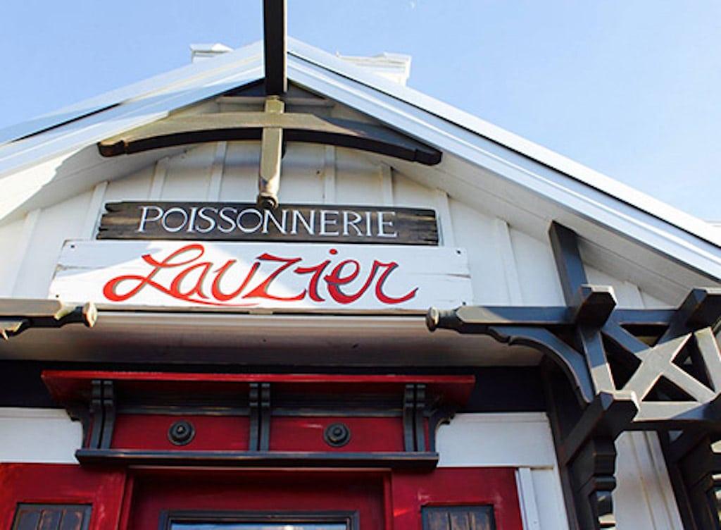 Poissonnerie Lauzier