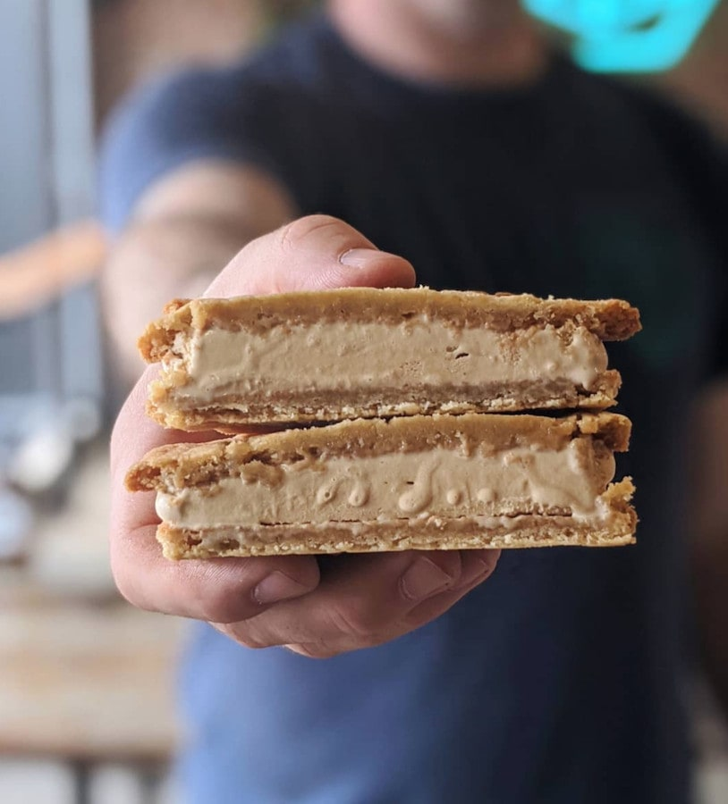 Meilleurs sandwichs crème glacée