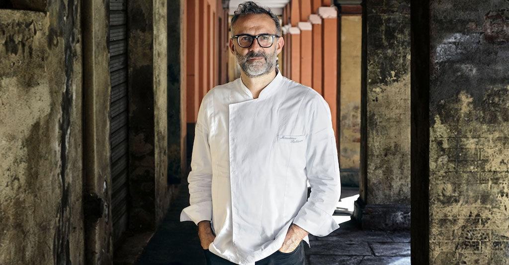 Massimo Bottura lettre ouverte