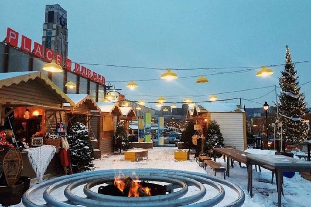 Marchés éphémères de Noël : où les trouver