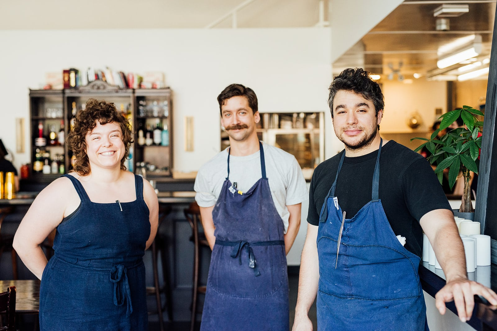 Owners of Bistro La Franquette