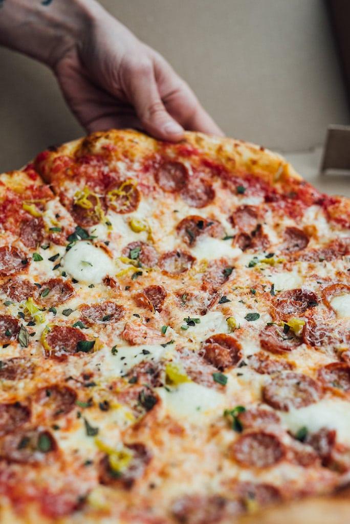 Pizza Bouquet Beaubien Est