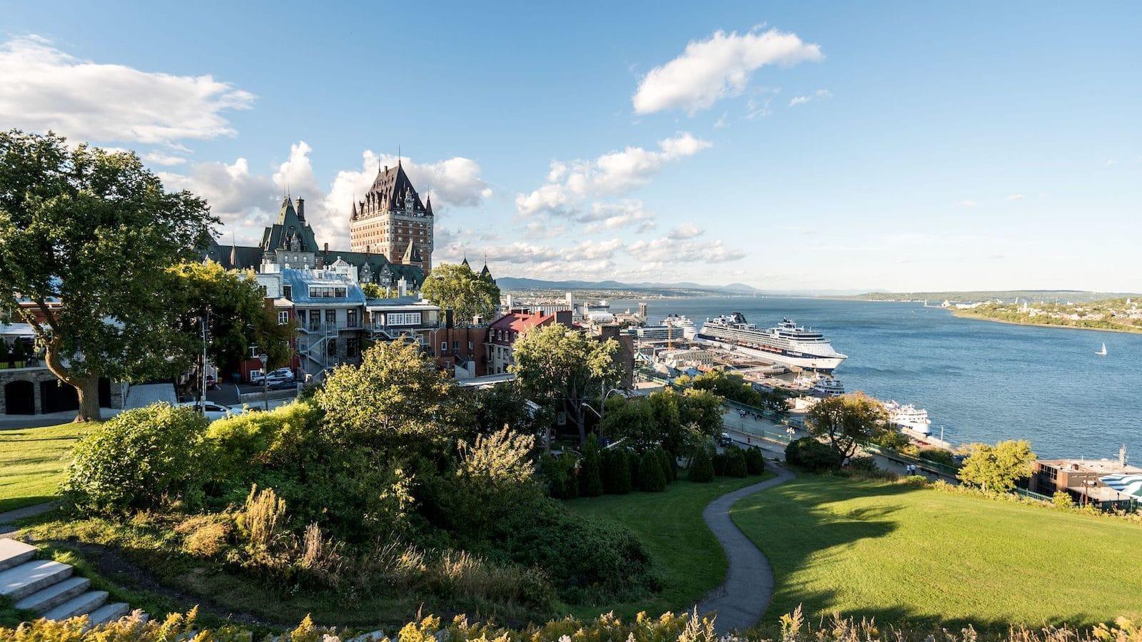 Terrasses Quebec