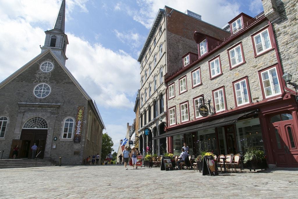 promenade gourmande tourisme vieux Québec