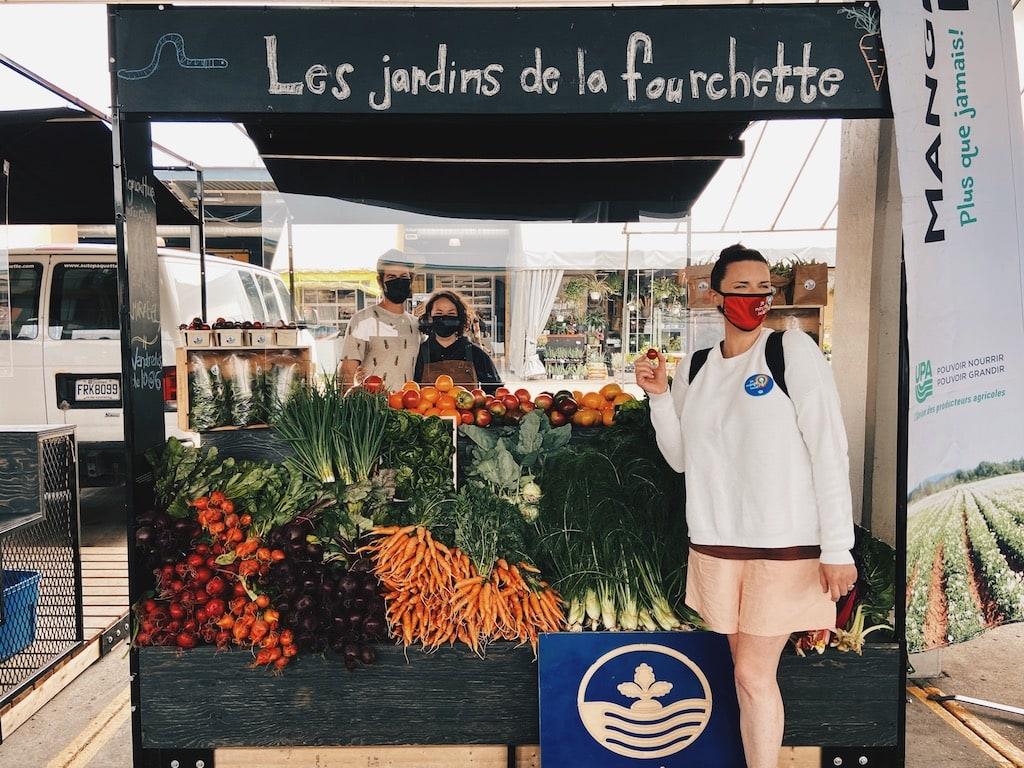 parcours gourmand montréal Laval